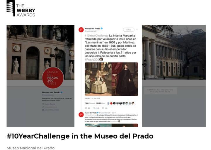Imagen - Entrevista con Javier Sainz (Museo del Prado) sobre TikTok