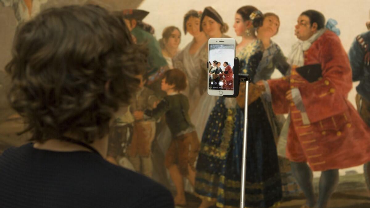 """Javier Sainz de los Terreros: """"Con TikTok, el Museo del Prado llega a nuevas audiencias"""""""