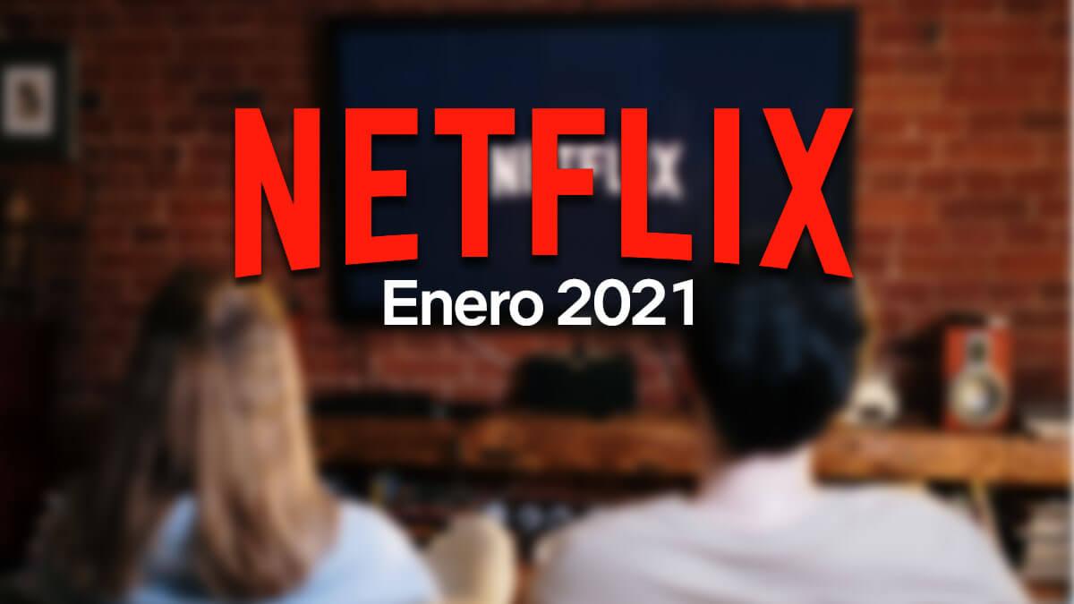 Estrenos Netflix enero 2021: Memorias de Idhún, Dawson crece y más