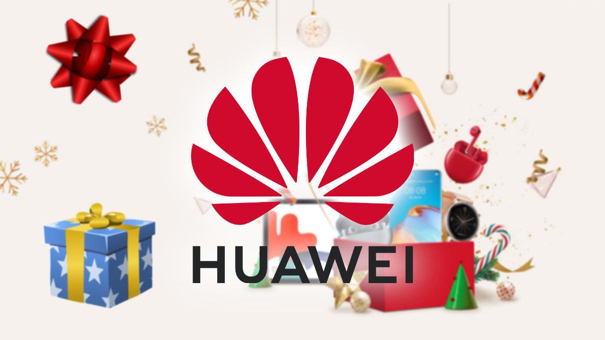 Tecnología con descuento: las mejores ofertas de Huawei Store por Navidad