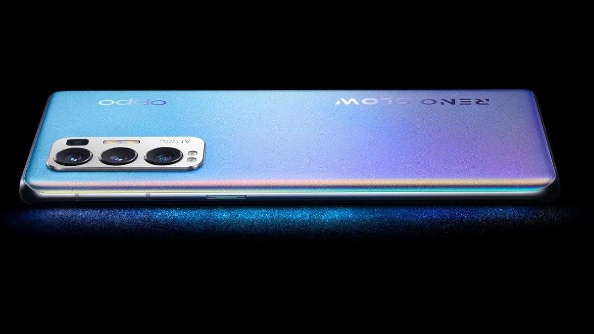 Oppo Reno 5 Pro+: el nuevo gama alta con 5G y carga rápida a 65 W