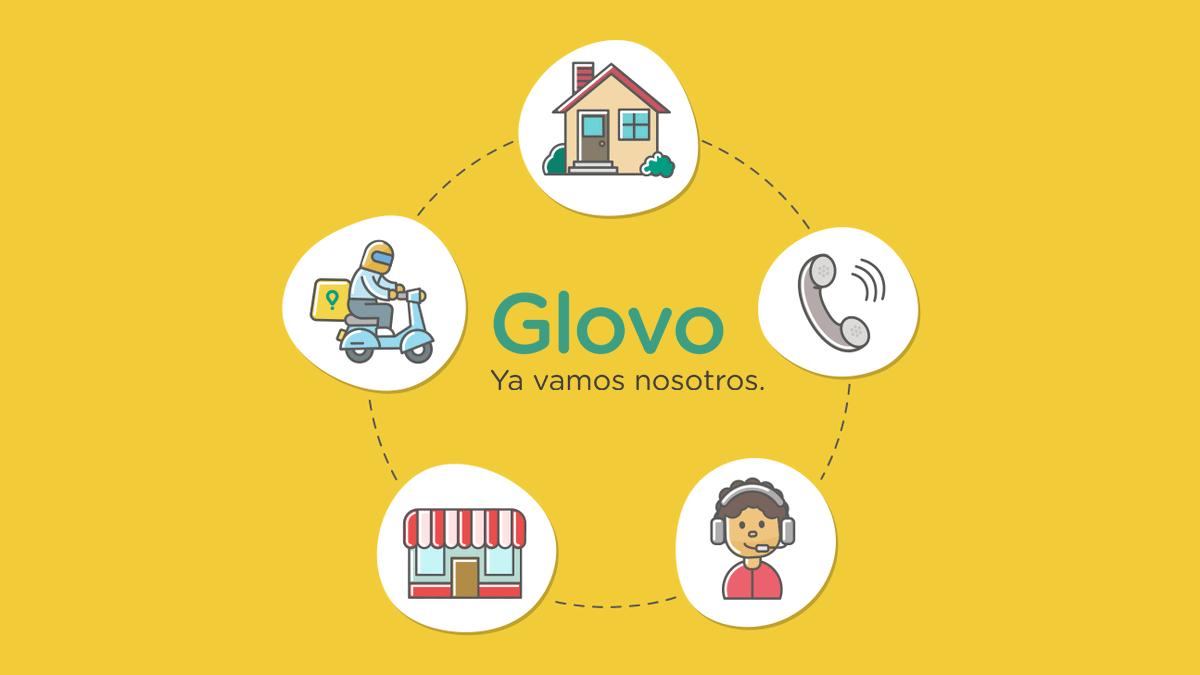 Glovo: qué es y cómo funciona