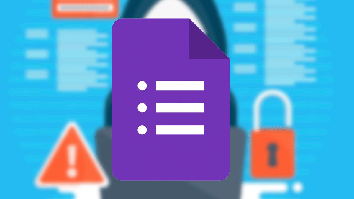 Cuidado con Google Forms: usan este ingenioso sistema para distribuir spam