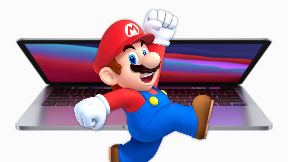 Jugar a Nintendo Switch en los Mac con chips M1 será posible pronto