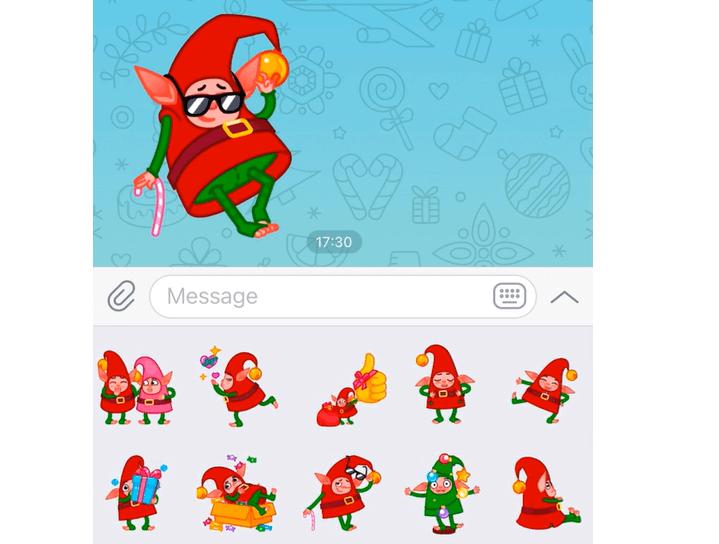 Imagen - Telegram añade chats de voz