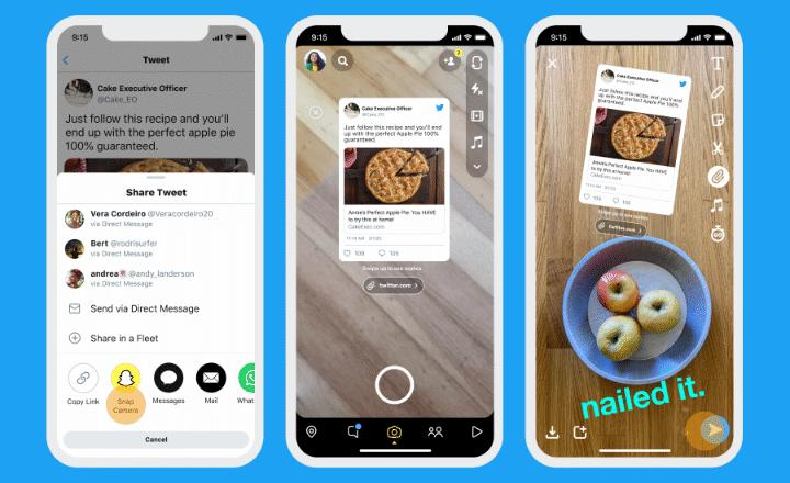 Imagen - Cómo compartir tweets en Instagram Stories