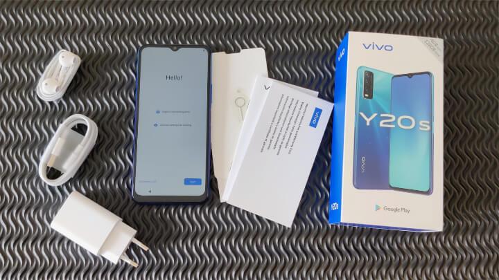 Imagen - Vivo Y20s, análisis con ficha técnica y precio