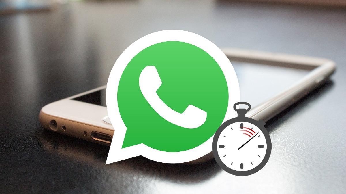 Los grupos de WhatsApp podrán auto-eliminar los mensajes
