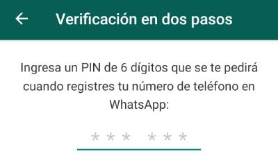 Imagen - Cómo proteger WhatsApp de los ciberdelincuentes