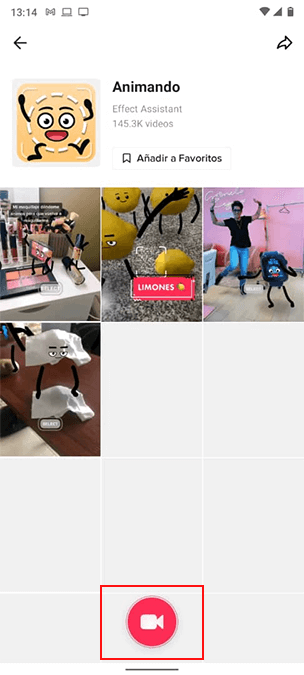 Imagen - Cómo usar el filtro que pone manos y piernas a los objetos