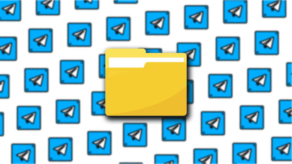 ¿Dónde se guardan los archivos que envías por Telegram?