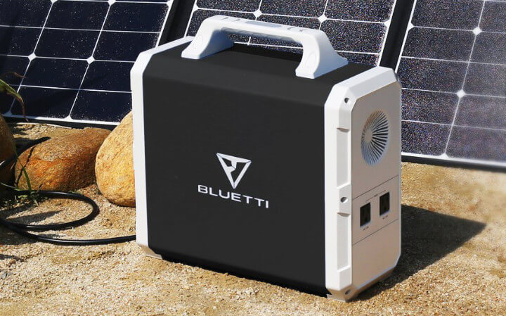 Imagen - Bluetti: baterías y generadores con panel solar