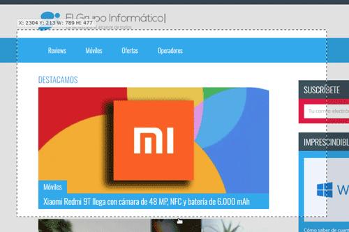 Imagen - Cómo hacer una captura de pantalla en Windows 10