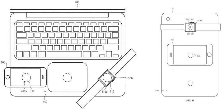 Imagen - El próximo MacBook podría cargar inalámbricamente el iPhone