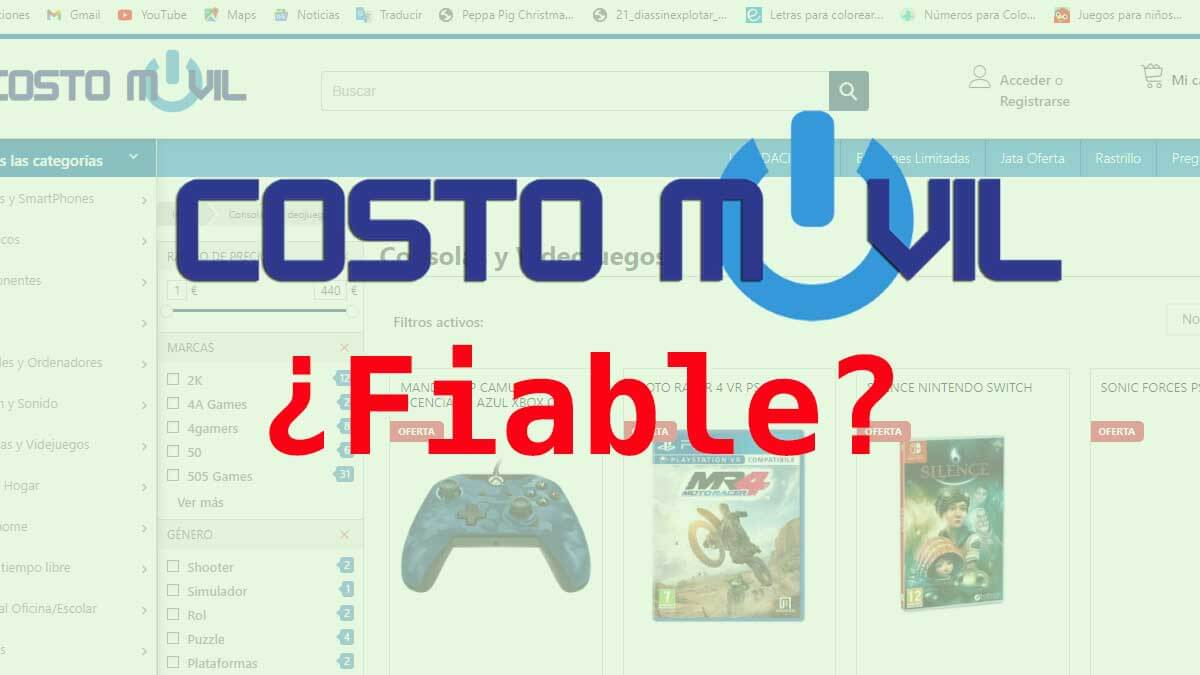 ¿Costomovil es fiable?