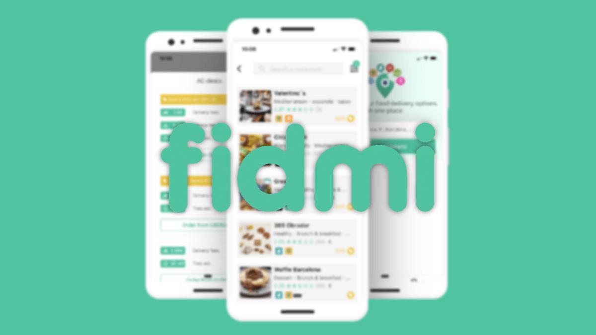 Fidmi: el comparador de precios entre Uber Eats, Glovo, Just Eat y Deliveroo
