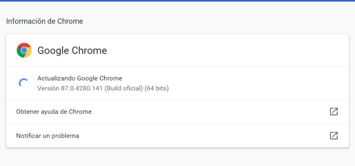 Imagen - Google Chrome 88 ya está disponible: novedades