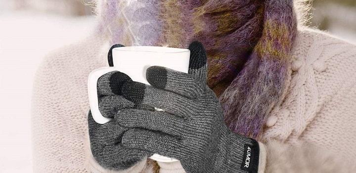 Imagen - 7 guantes táctiles para usar con el móvil
