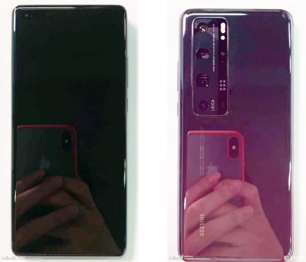 Imagen - Huawei P50: fotos filtradas del móvil