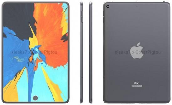 Imagen - iPad Mini 6 filtrado con Touch ID en pantalla