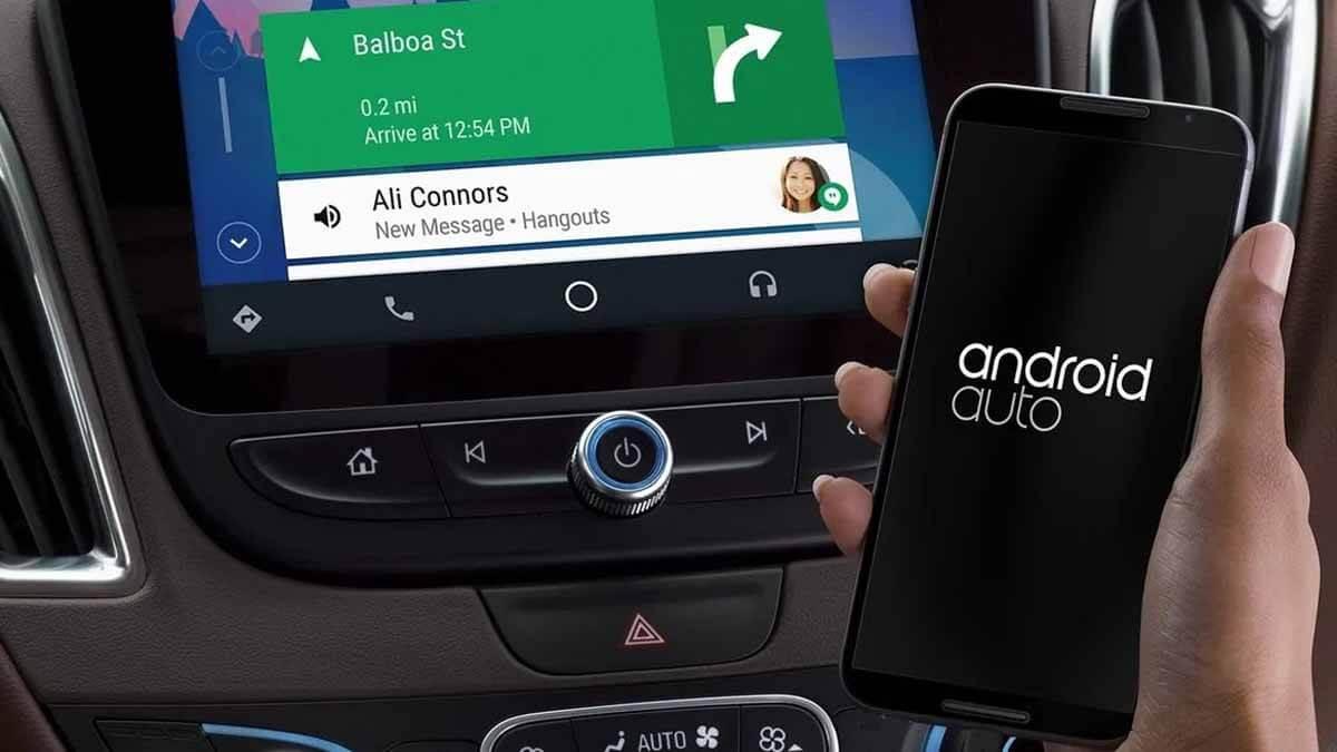 Android Auto lee las notificaciones en otro idioma: solución