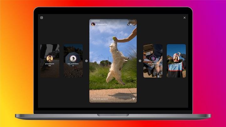 Imagen - Instagram Stories ya tiene un nuevo diseño en PC