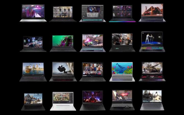 Imagen - Nvidia GeForce RTX 30 para portátiles: detalles
