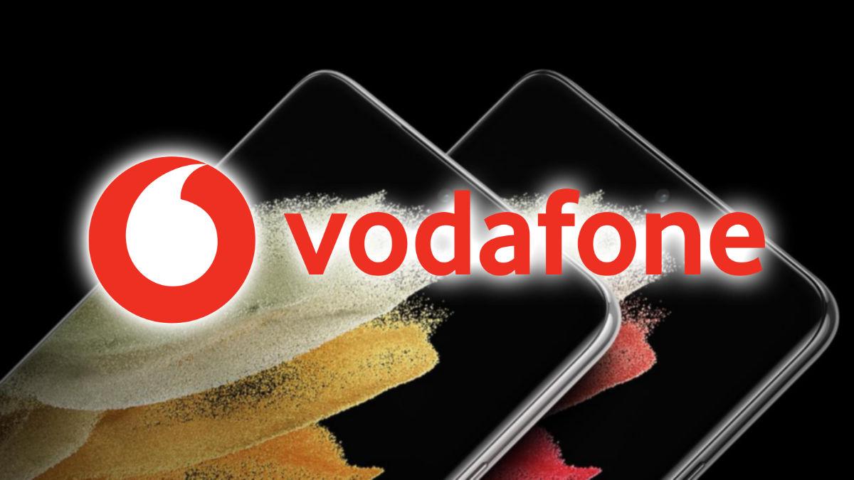 Samsung Galaxy S21, S21+ y S21 Ultra: precios y tarifas con Vodafone