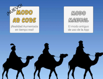 Imagen - Cómo poner a los Reyes Magos en la foto que quieras