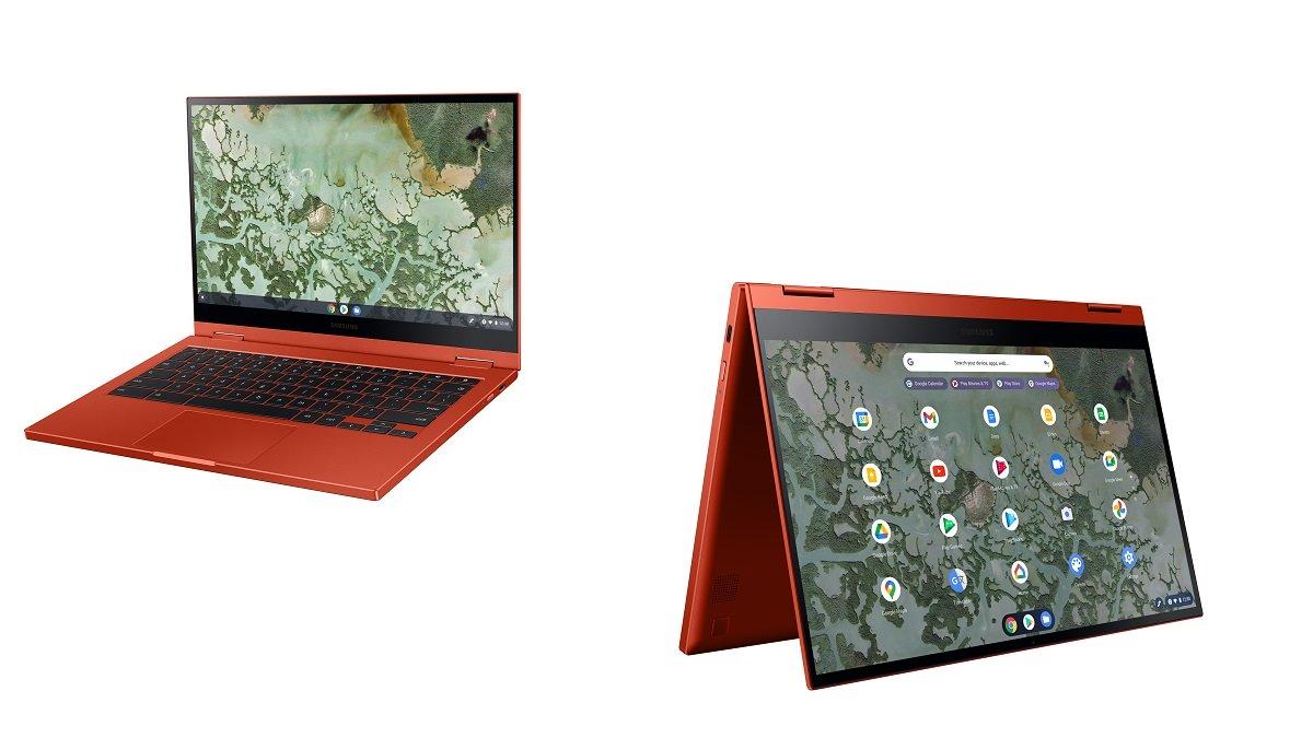 Samsung Chromebook 2 llega con pantalla QLED y ChromeOS