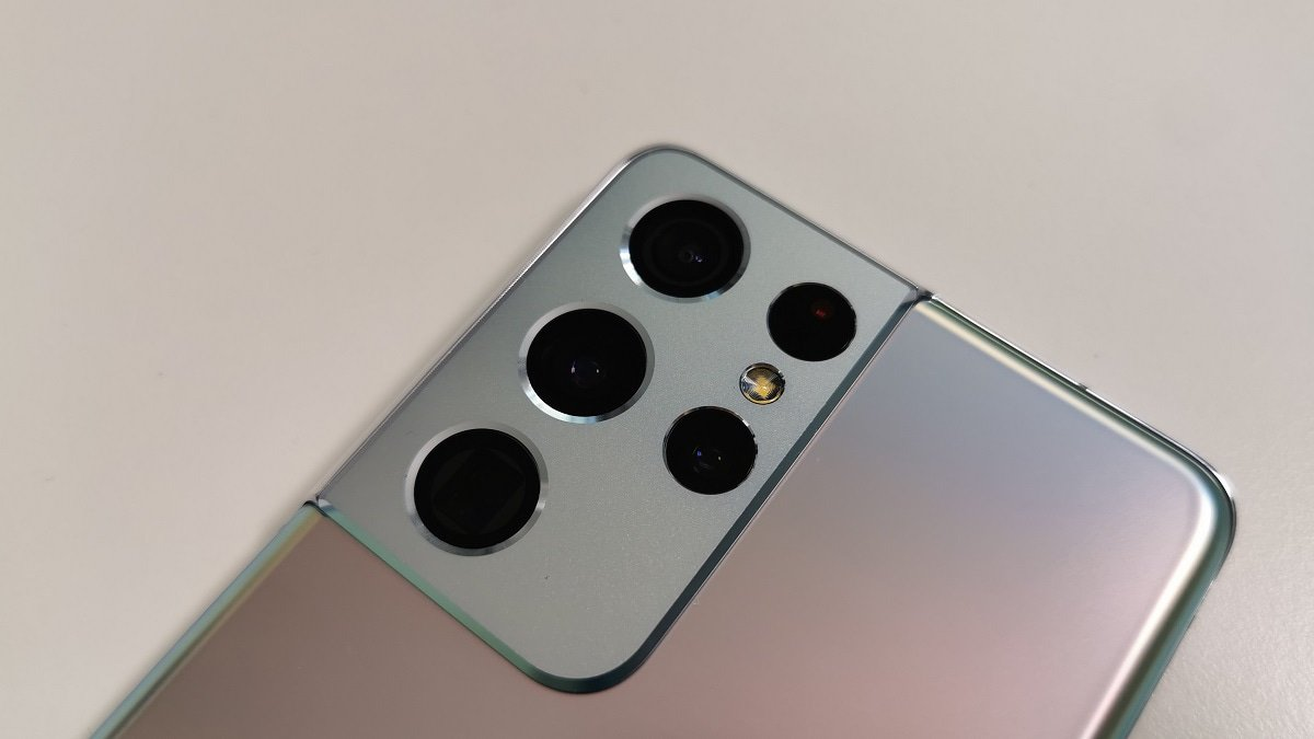 Samsung Galaxy S21 Ultra: 4 cámaras, pantalla a 120 Hz y compatible con S Pen