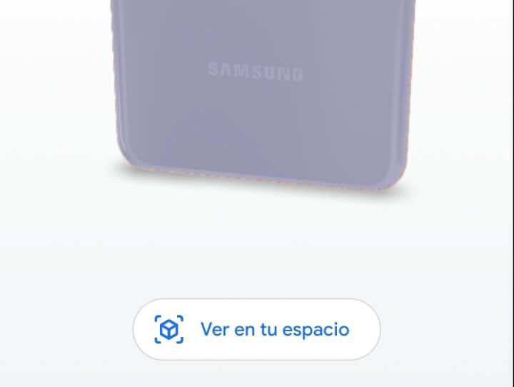 Imagen - Google permite ver el Samsung Galaxy S21 en 3D AR