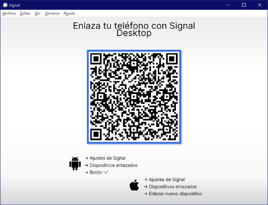 Imagen - Cómo descargar Signal