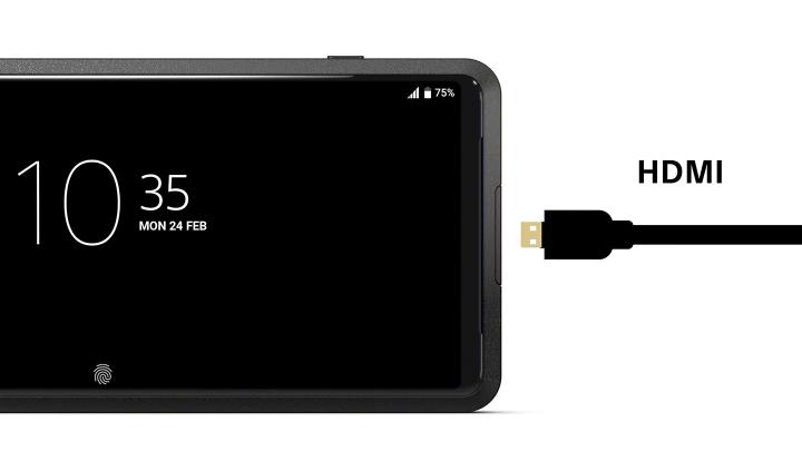 Imagen - Sony Xperia Pro: Sony vuelve con un teléfono de 2.500 $
