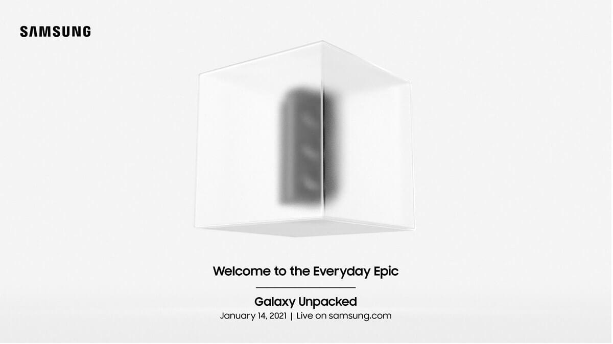 Confirmado Galaxy Unpacked: Galaxy S21 saldrá este mes