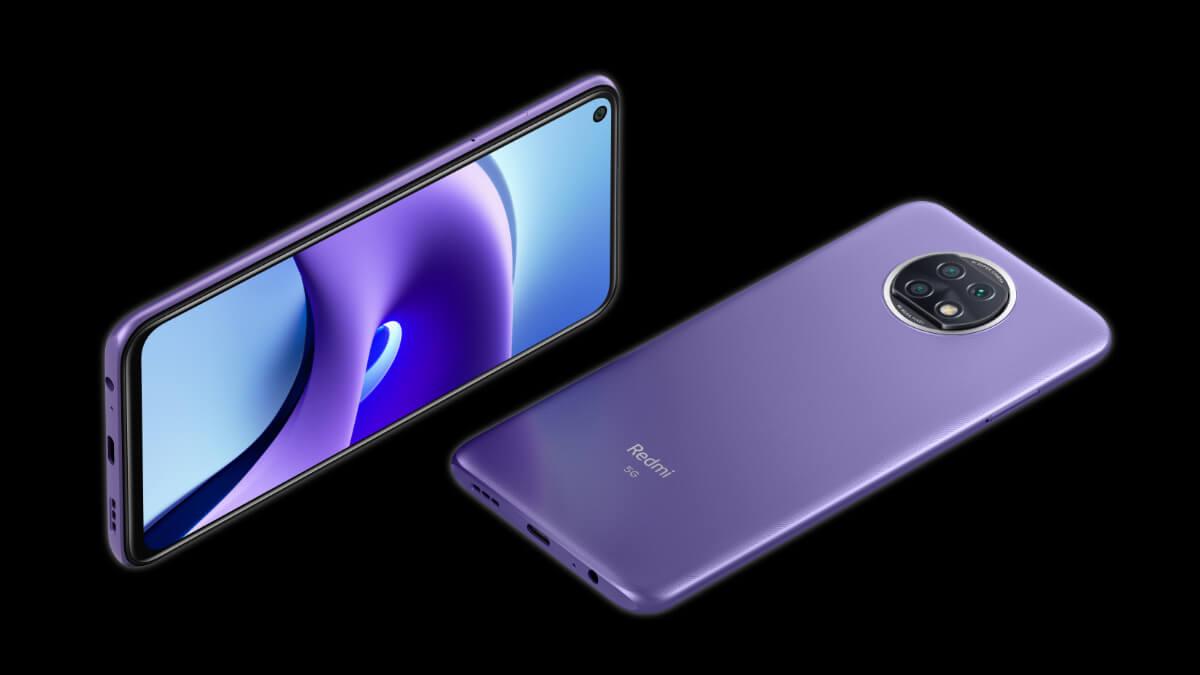 Compra ya el Xiaomi Redmi Note 9T: 5G, triple cámara y gran batería al mejor precio