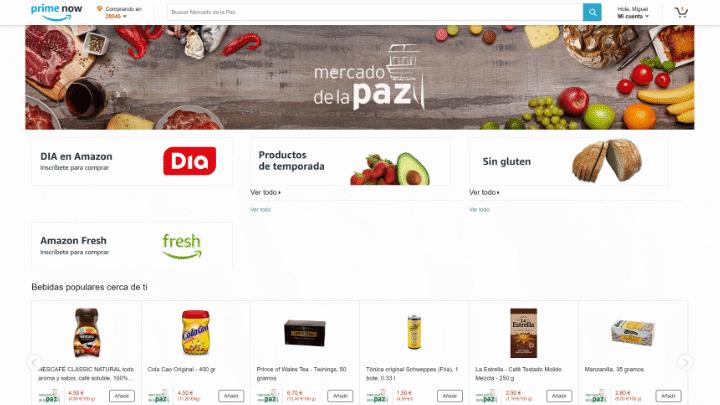 Imagen - Diferencias: Amazon Fresh, Pantry y Prime Now