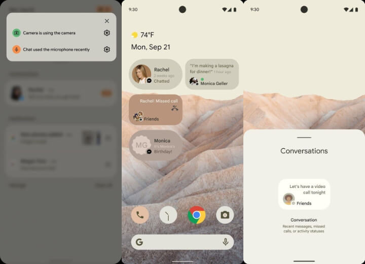 Imagen - Android 12: novedades y móviles compatibles