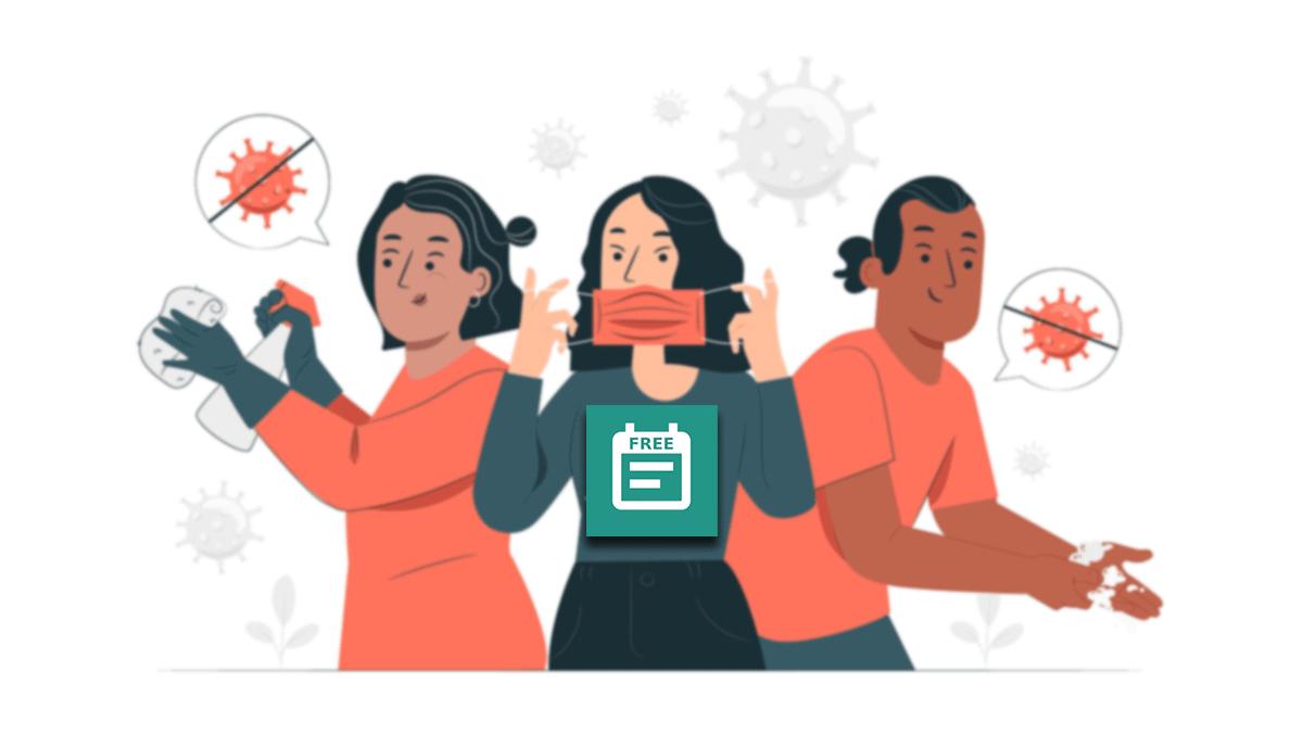 Diario de Contactos, una app para que registres la gente que has visto recientemente
