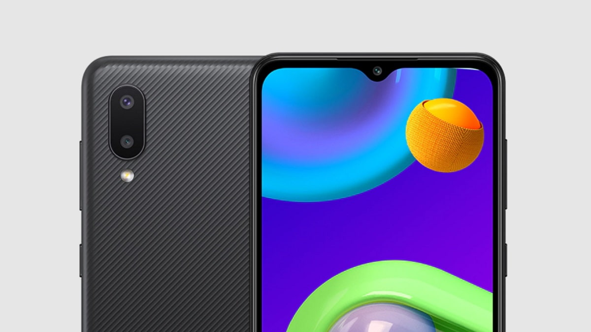Samsung Galaxy M02 es oficial, un gama baja con 5.000 mAh de batería