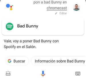 Imagen - Spotify ya no deja conectar con Google Assistant