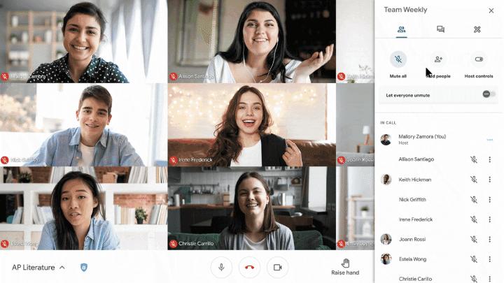 Imagen - Google Meet caído: ¿Qué hacer cuando pasa?