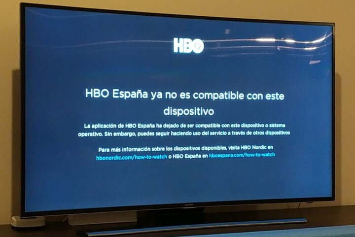 Imagen - HBO ya no es compatible con este dispositivo: ¿por qué?