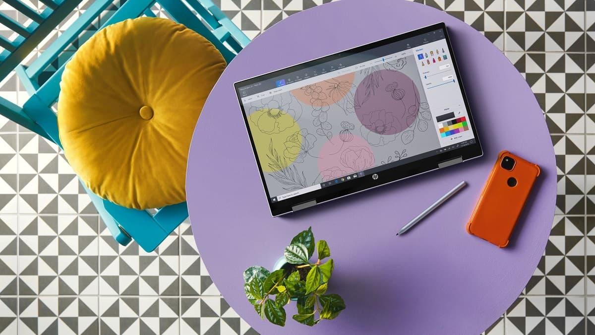 HP Pavilion X360 14 ahora traen un nuevo diseño más sostenible y WiFi 6
