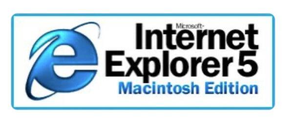 Imagen - Internet Explorer fue el navegador predeterminado de Mac