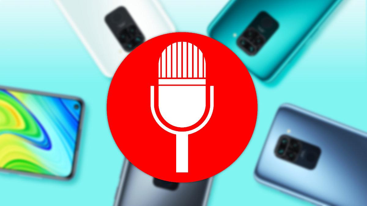 Cómo grabar llamadas en un móvil Xiaomi