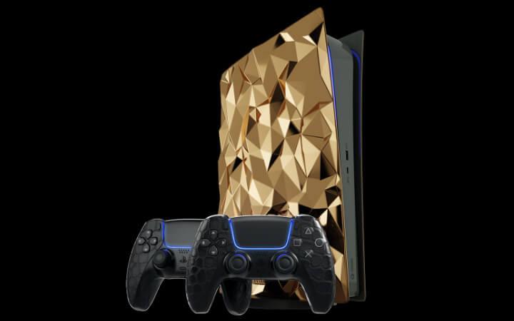 Imagen - PlayStation 5 Gold Edition: la PS5 más cara