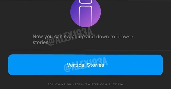 Imagen - Instagram Stories tendrá scroll vertical como TikTok