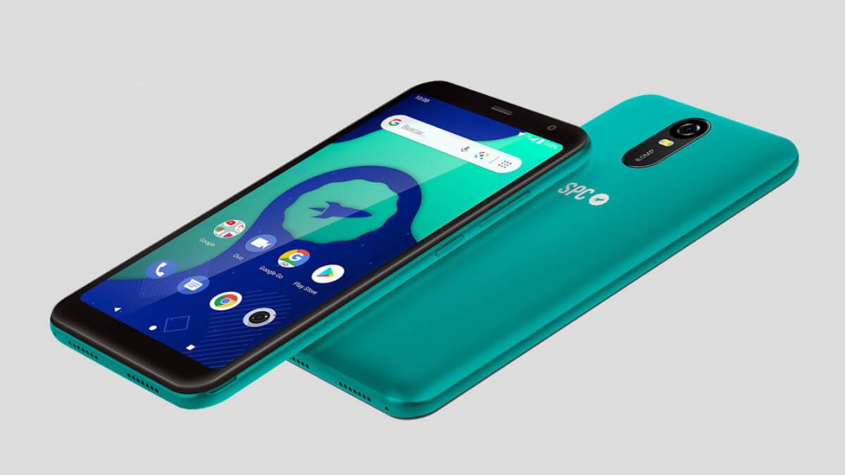 SPC Smart Plus: así es el móvil español de menos de 70 euros