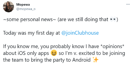 Imagen - Clubhouse para Android se confirma